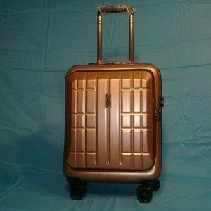 "Travelers Club luggage  TPRC18"" Rolling BRIEFCASE"